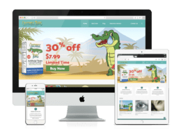 WooCommerce Website Design Crocodile Tears