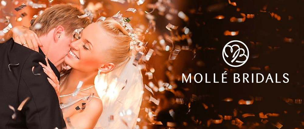 Wordpress-Website Design Molle Bridals