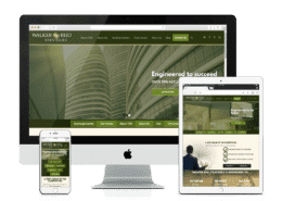 Wordpress Website - Walker Reid