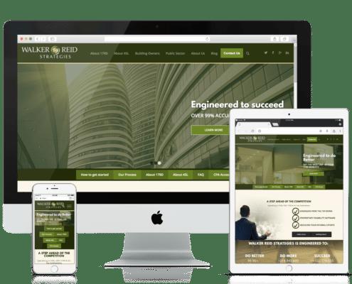 Wordpress Website - Walker Reid