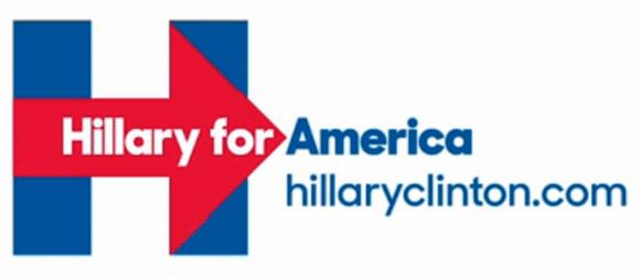 Worst Political Logos of 2016 - Hillary Clinton Logo