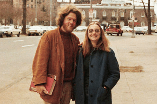 Worst Political Logos of 2016 - Hillary Clinton Was A Hippy