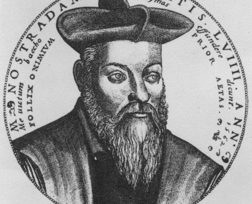 Picture of Nostradamus