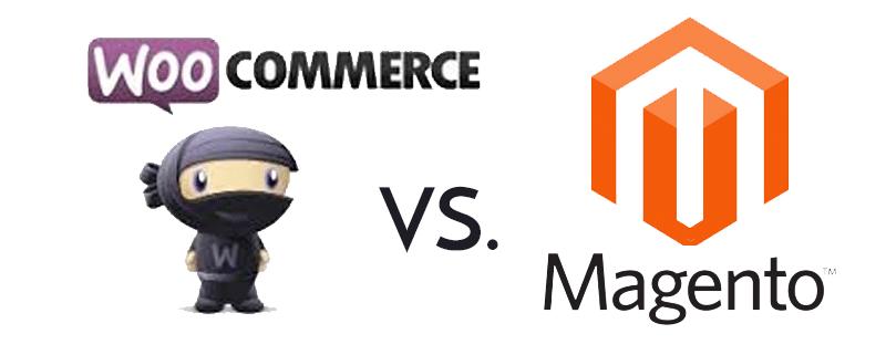 Woocommerce vs. Magento