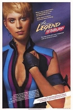 Graphic Design - 1980's The Legend of Billie Jean