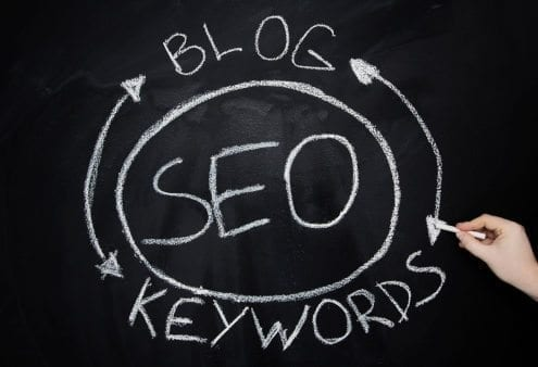 Blog SEO keywords