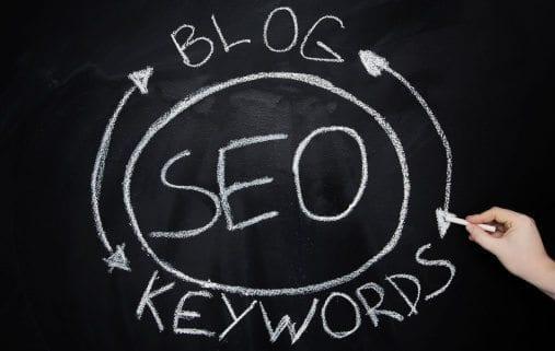 Blog SEO keywords