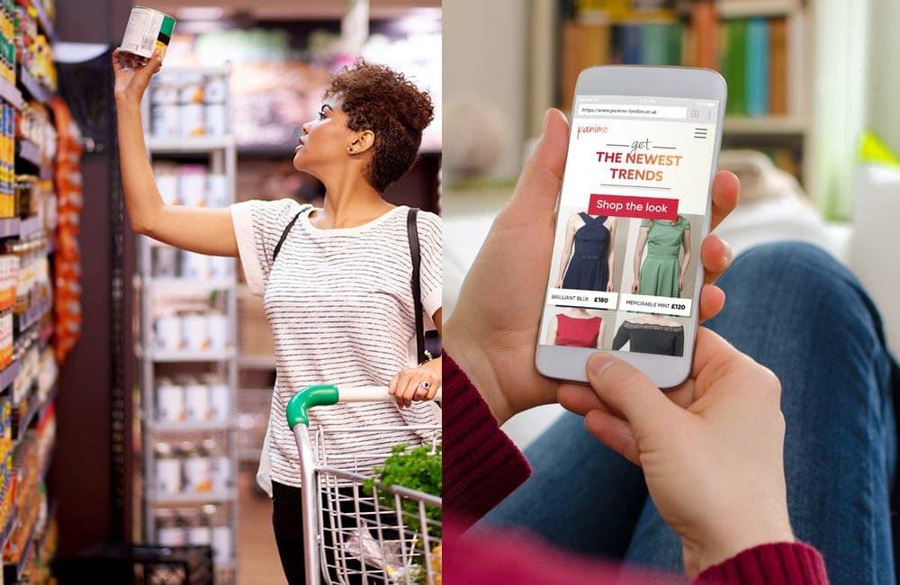 Online Shopping Vs Offline Shopping Trends And Future Development