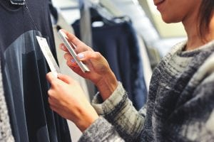Scanning Barcode in Store with Phone
