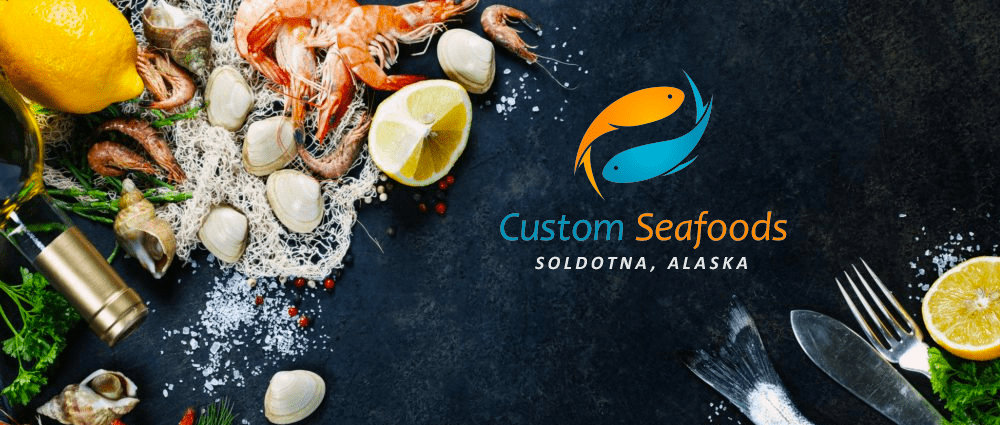 WooCommerce Website Design Custom Seafood