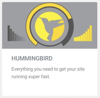 WPMU HUMMINGBIRD