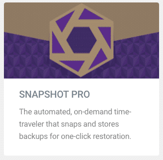 WPMU Snapshot Pro