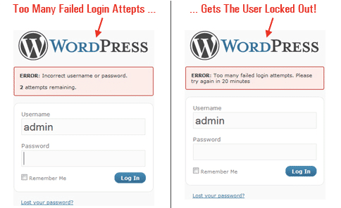 Use email as login - WordPress Security