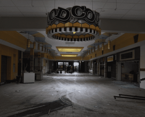 Abandon Mall