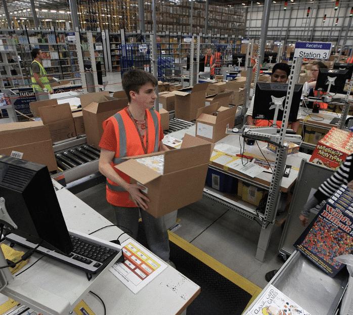 Amazon Box Filler