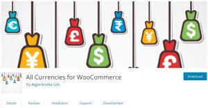 All Currencies for WooCommerce