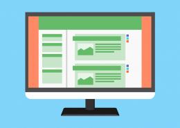 Structure of Wordpress website