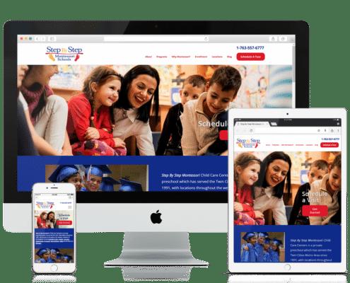 WooCommerce and Wordpress Website - Step by Step Montessori