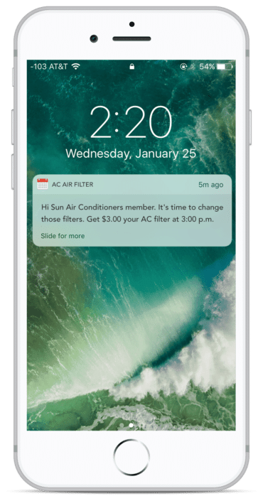 Smartphone Calendar