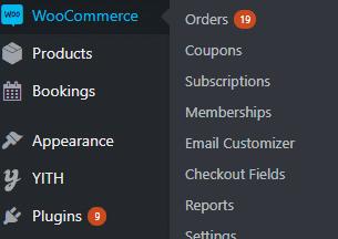 woocommerce-orders