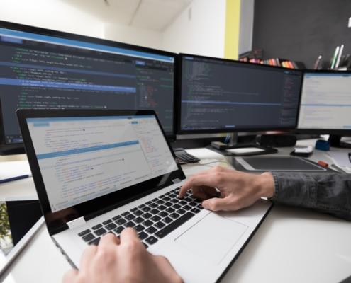Developing programming