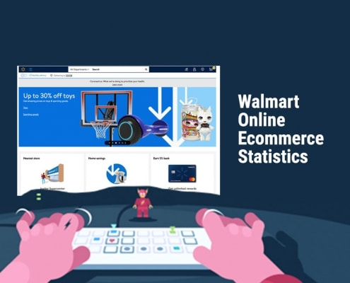 Walmart Online Ecommerce Statistics