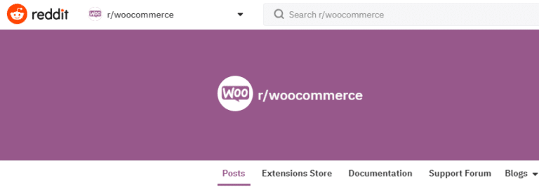 WooCommerce Support - Reddit