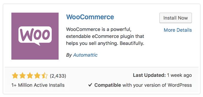 WooCommerce Download
