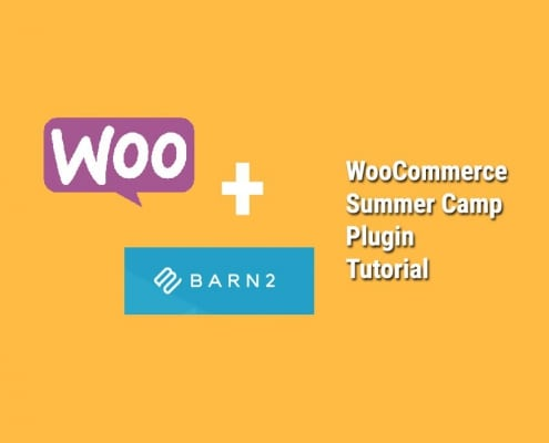 WooCommerce Summer Camp Tutorial