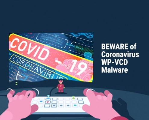 Coronavirus Wordpress Plugin Infecting Sites with WP VCD Malware