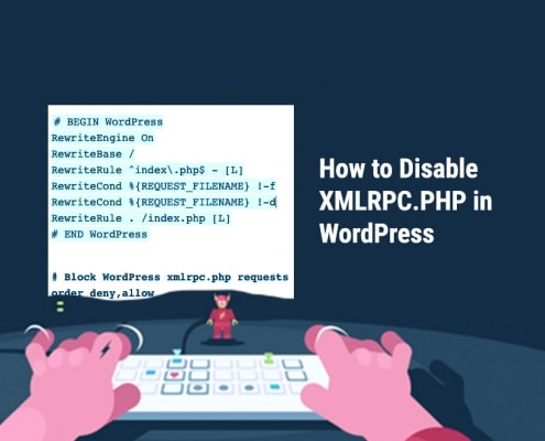 How to Disable XMLRPC.PHP in WordPress