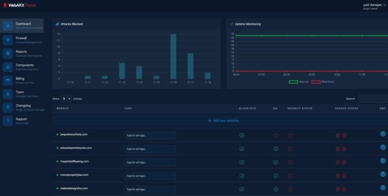 webarx-dashboard