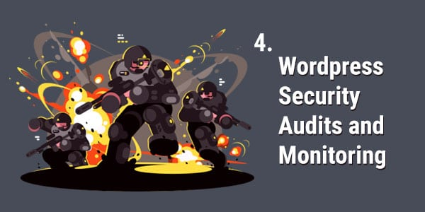 Wordpress Security Audits Monitoring