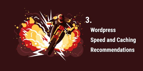 Wordpress Speed Caching Recommendations