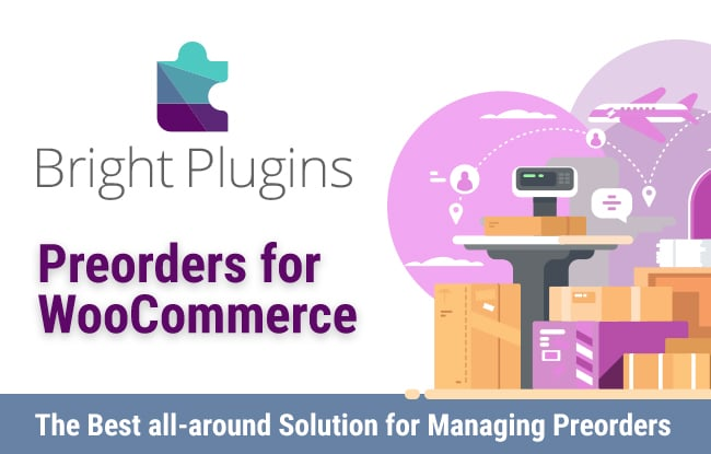 Preorders for WooCommerce by Brigth Vessel