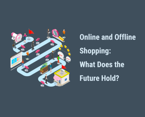 Online and offline shopping what does the future hold