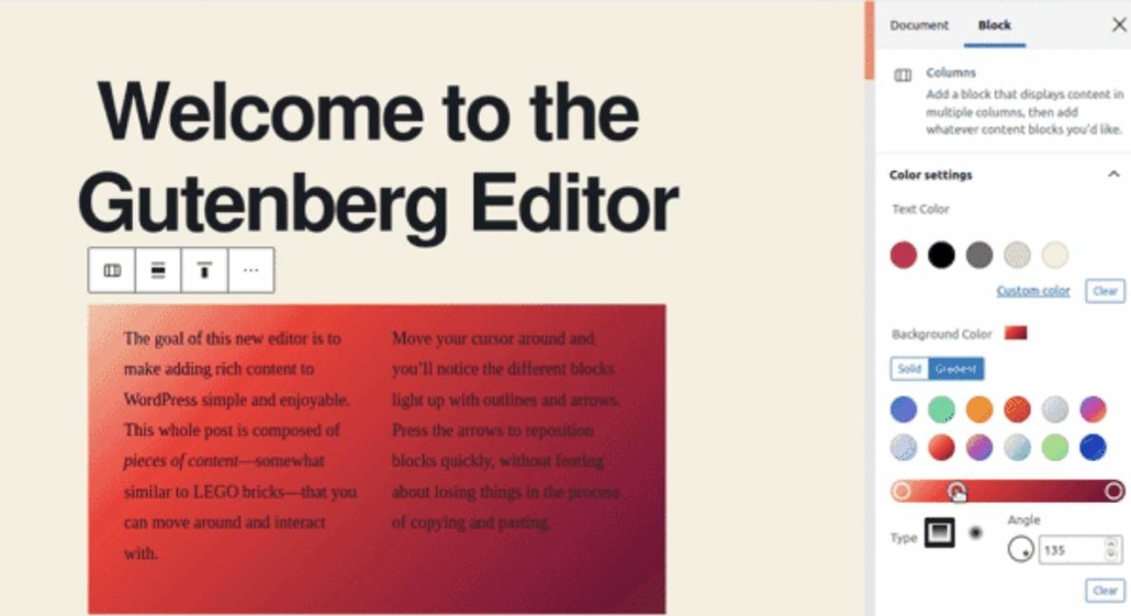 Wordpress 5.5 Inline Image Editing