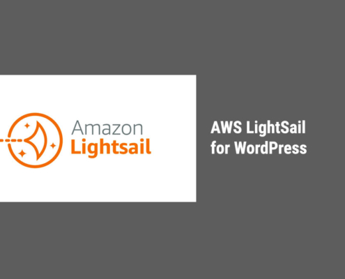 AWS LightSail for WordPress