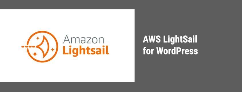 AWS LightSail for WordPress