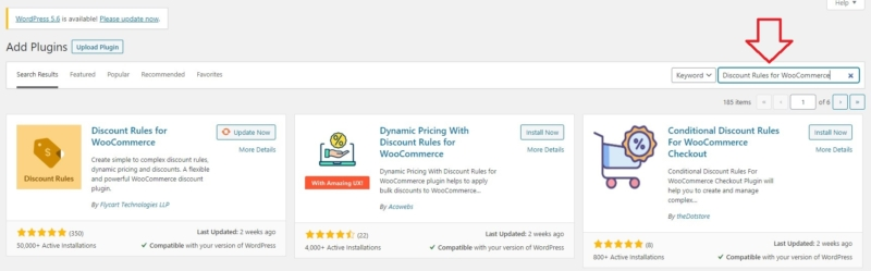 Wordpress Discount Rules for WooCommerce