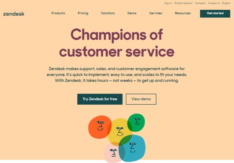 zendesk Best Websign Design