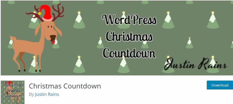 Christmas Countdown WordPress Plugin