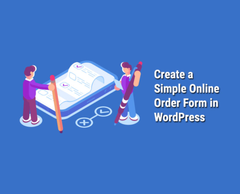 Create-a-Simple-Online-Order-Form-in-WordPress