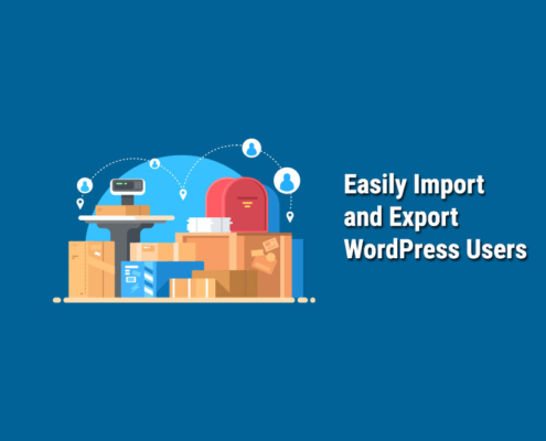 Easily-Import -and -Export-WordPress-Users