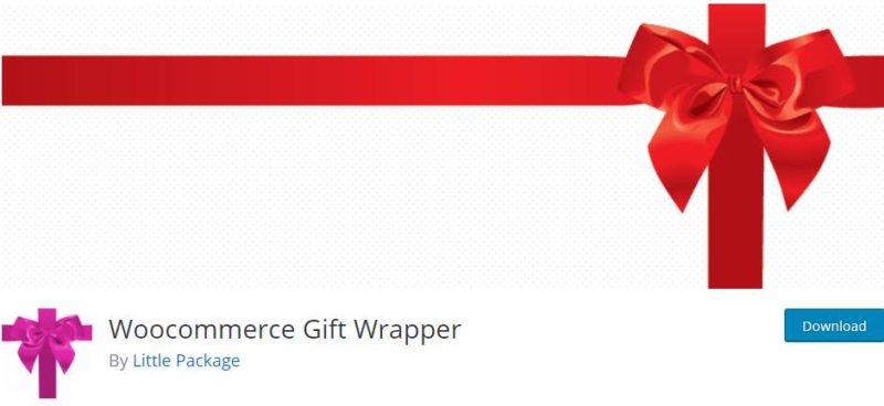Woocommerce Gift Wrapper