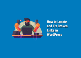 How-to-Locate-and-Fix-Broken -Links-in-WordPress