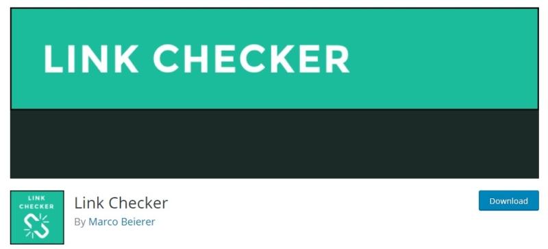 link checker Broken Link Checker